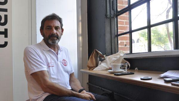 Òscar Camps, fundador de la ONG catalana Proactiva Open Arms - Sputnik Mundo