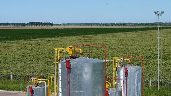 Planta de biodiesel (Archivo) - Sputnik Mundo