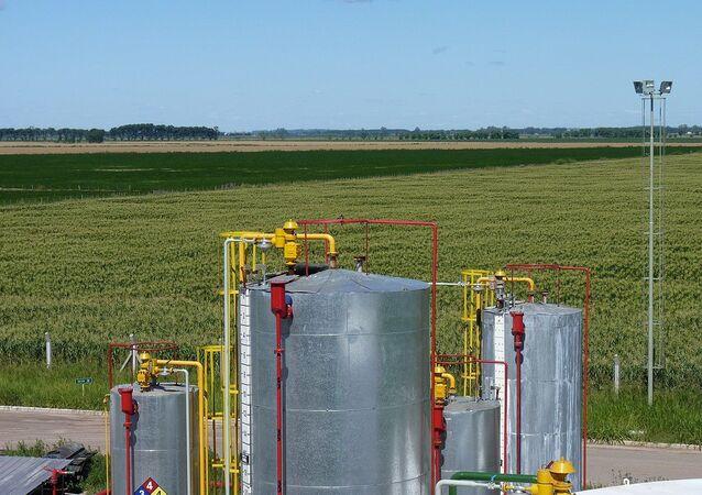 Planta de biodiesel (Archivo)