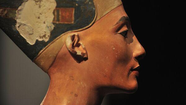 El busto de Nefertiti - Sputnik Mundo