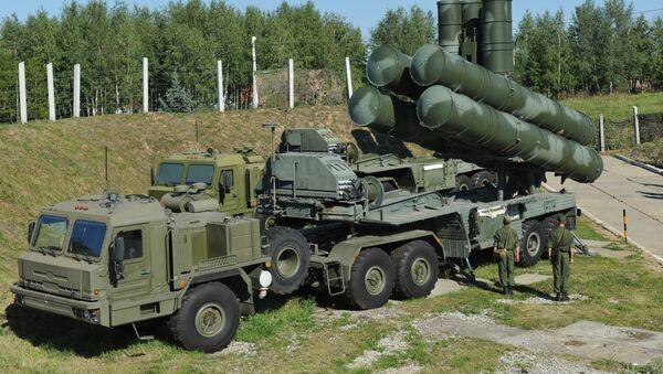 Sistemas antiaéreos S-400 - Sputnik Mundo