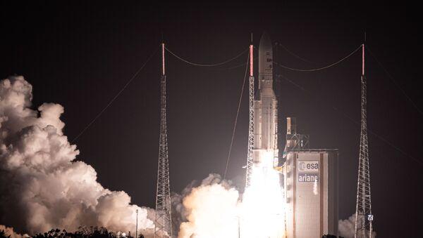 Cohete Ariane 5 - Sputnik Mundo