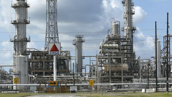 La refinería de Citgo Petroleum - Sputnik Mundo