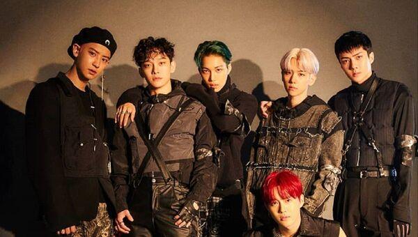 EXO, grupo musical surcoreano - Sputnik Mundo