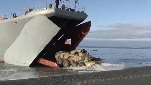Día de la infantería de marina de Rusia: ¡La victoria está donde estamos nosotros! - Sputnik Mundo