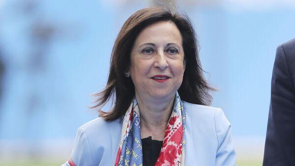 Margarita Robles, la ministra de Defensa española en funciones - Sputnik Mundo