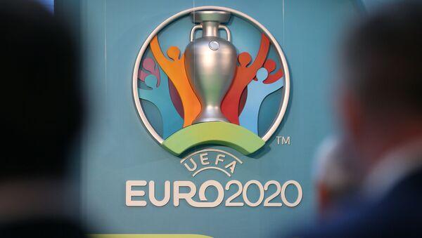 Logo de la Eurocopa 2020 - Sputnik Mundo