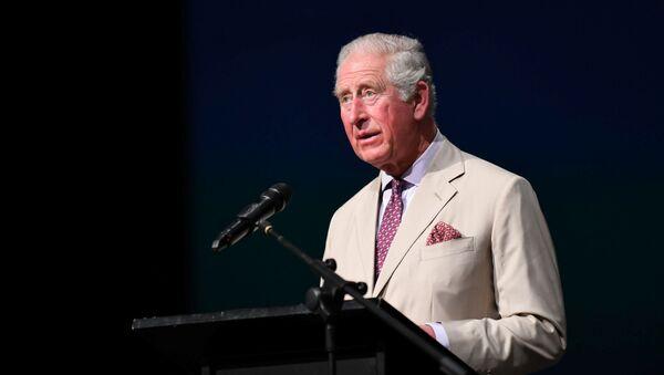 Carlos de Gales, heredero al trono del Reino Unido - Sputnik Mundo
