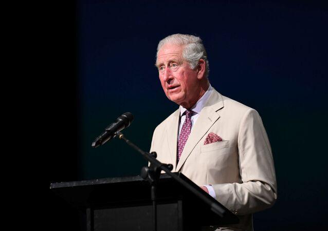 Carlos de Gales, heredero al trono del Reino Unido