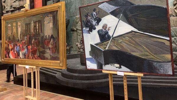 La exposición 'Oh, Habana!' en Moscú - Sputnik Mundo