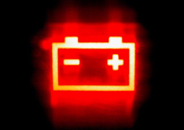 Una batería (imagen referencial)
