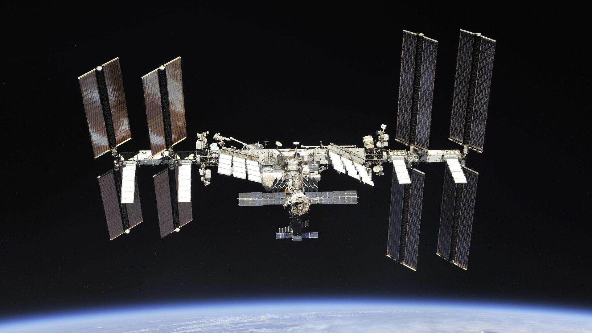 Estación Espacial Internacional (EEI) - Sputnik Mundo, 1920, 22.01.2021