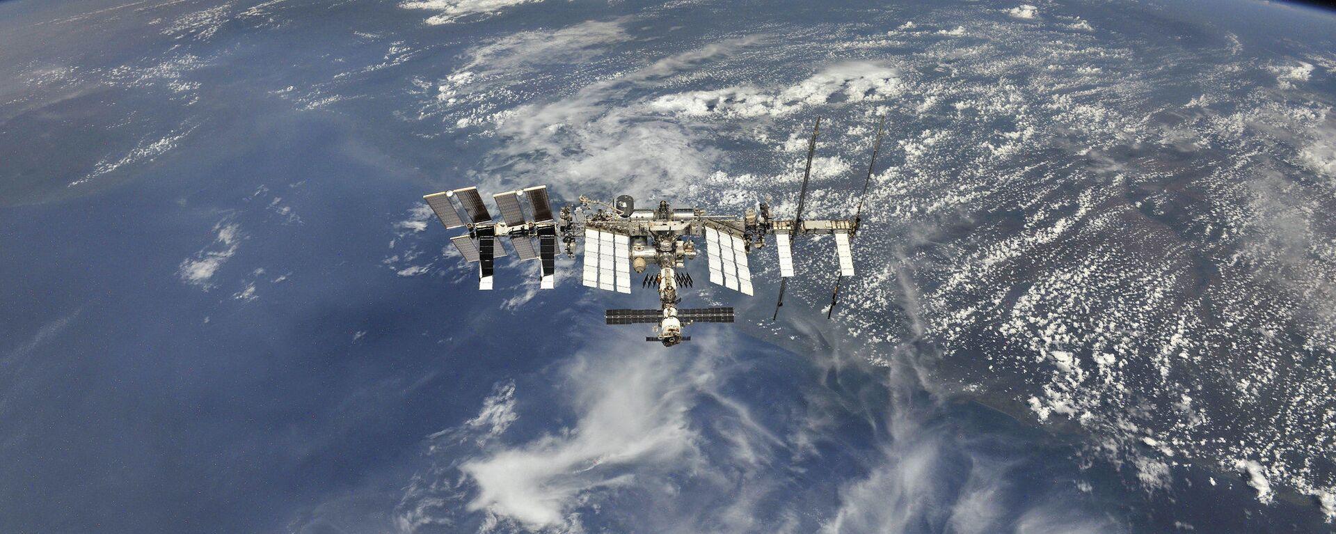 Estación Espacial Internacional (EEI) - Sputnik Mundo, 1920, 23.04.2021