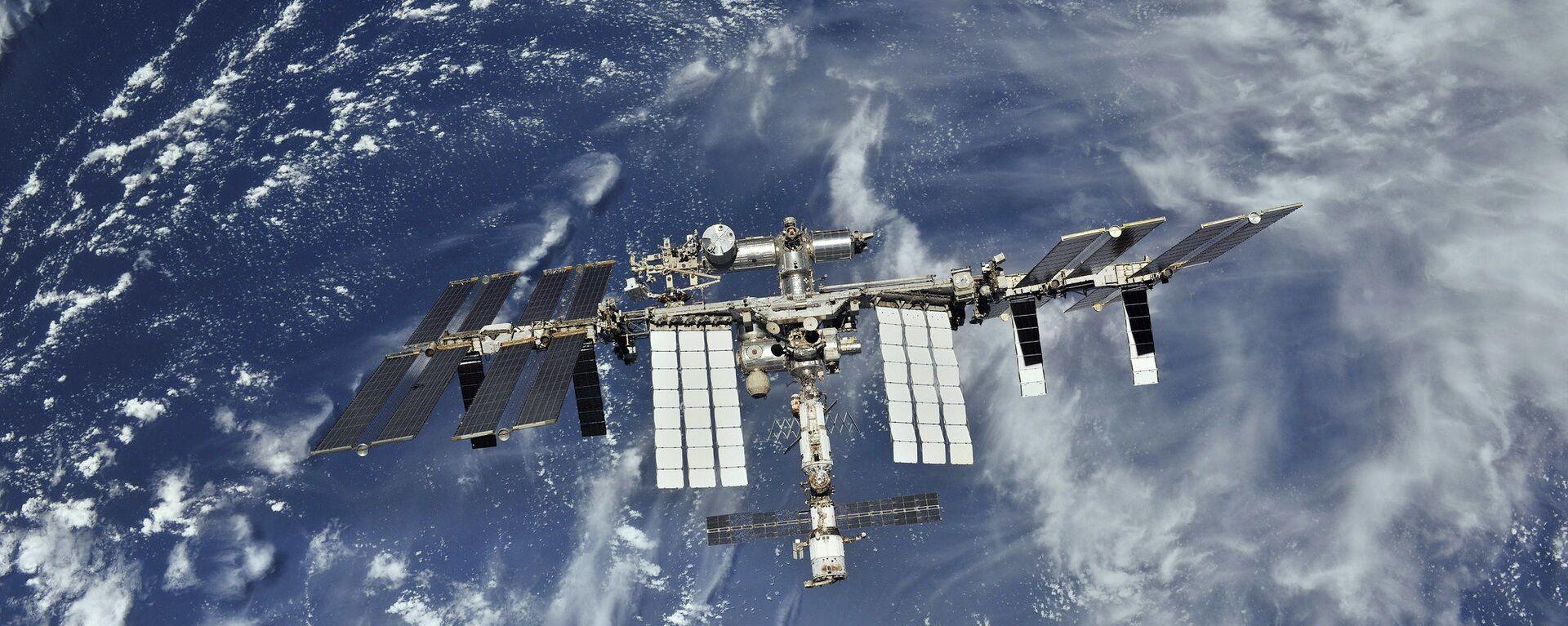 Estación Espacial Internacional (EEI) - Sputnik Mundo, 1920, 18.04.2021