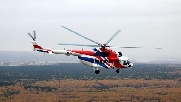 El helicóptero ruso Mi-171A2 - Sputnik Mundo