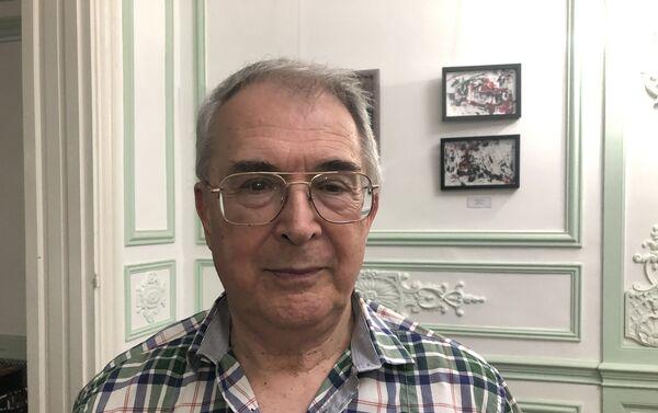 Hernando Kleimans, periodista recibido en la Unión Soviética - Sputnik Mundo