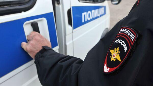 Policía de Rusia (Archivo) - Sputnik Mundo