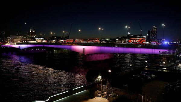 El puente de Londres - Sputnik Mundo