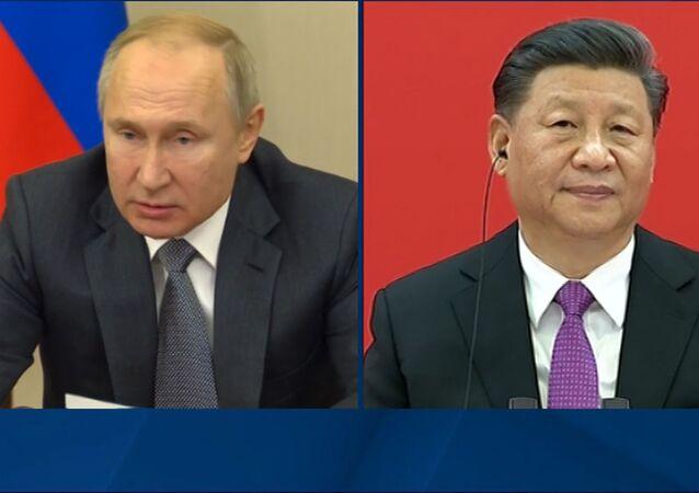 Rusia y China inauguran el gasoducto Fuerza de Siberia