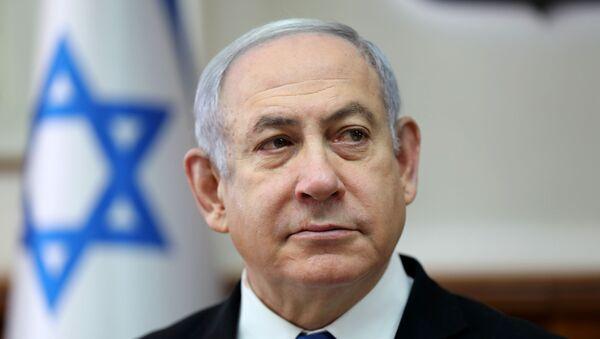 El primer ministro israelí, Benjamín Netanyahu - Sputnik Mundo