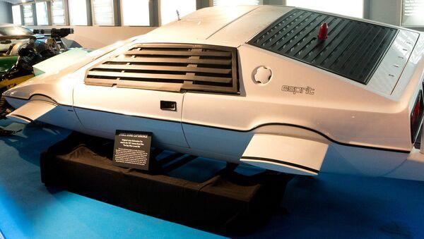 El Lotus Esprit usado en The Spy Who Loved Me - Sputnik Mundo