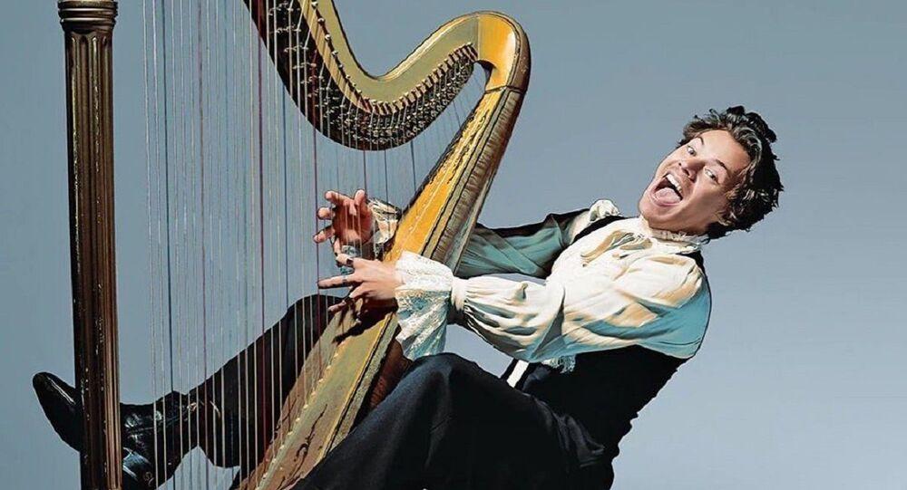 Harry Styles, cantante y compositor británico