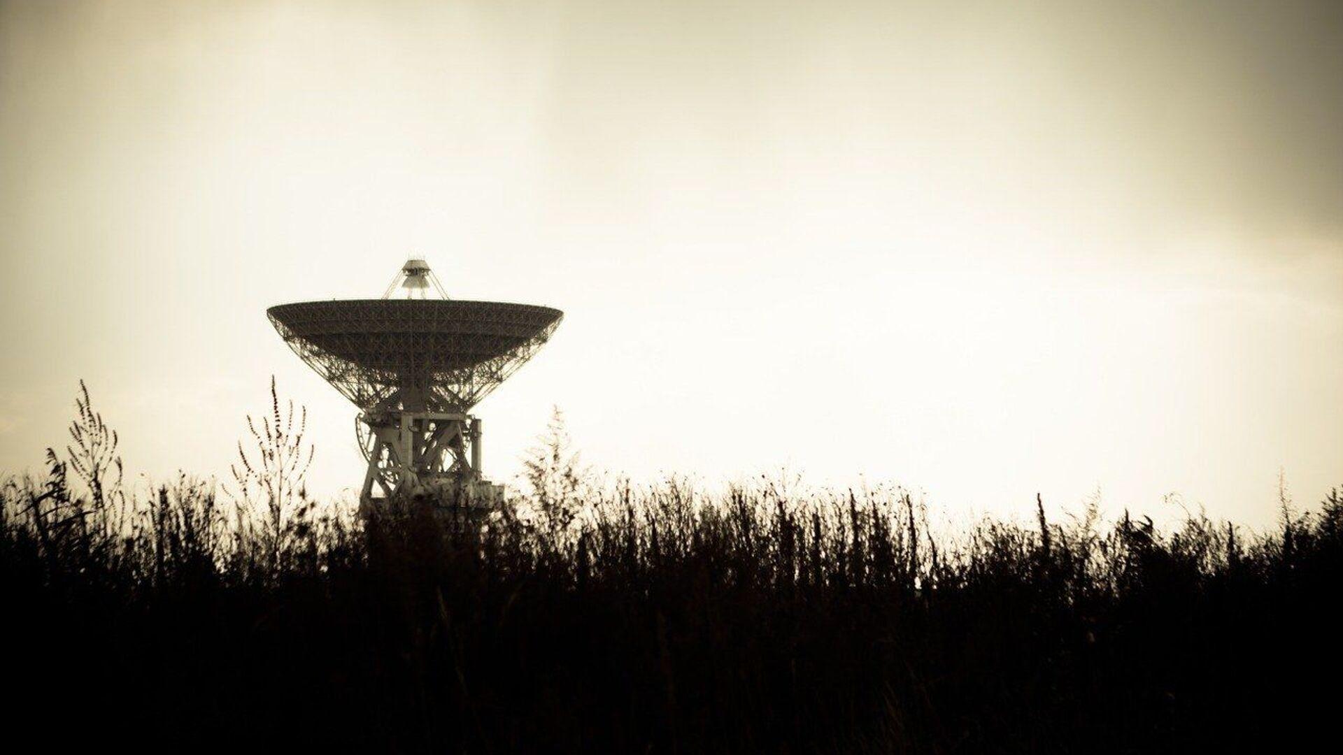 Un telescopio espacial, referencial - Sputnik Mundo, 1920, 07.07.2021