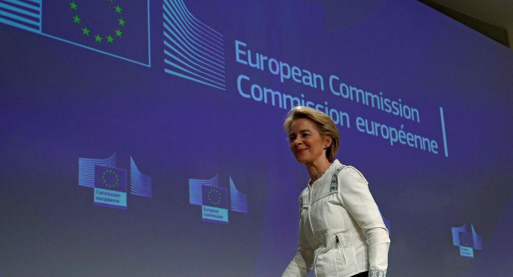 Ursula von der Leyen, nueva jefa de la Comisión Europea (CE)