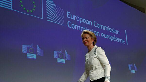 Ursula von der Leyen, nueva jefa de la Comisión Europea (CE) - Sputnik Mundo