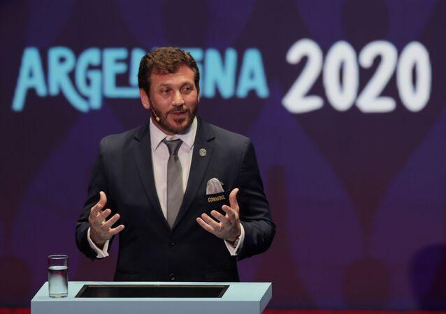Sorteo de la Copa América 2020