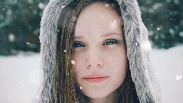 Una chica rusa (imagen referencial) - Sputnik Mundo
