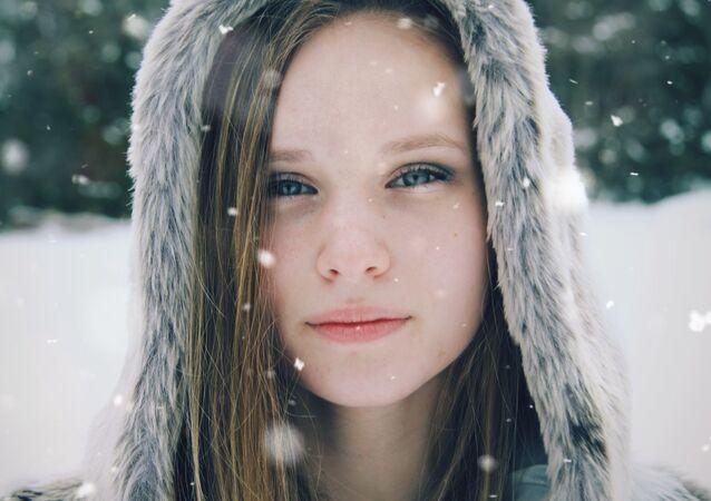 Una chica rusa (imagen referencial)