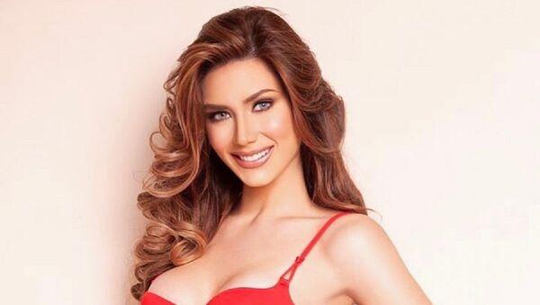 Mariana Varela, representante argentina a Miss Universo - Sputnik Mundo