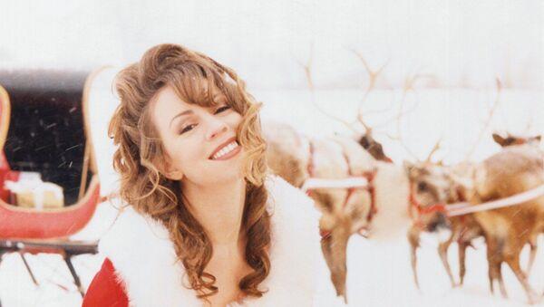 Mariah Carey, cantante estadounidense  - Sputnik Mundo