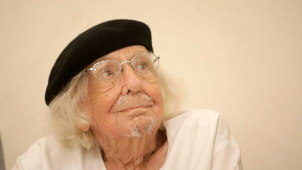 Ernesto Cardenal, poeta nicaragüense  - Sputnik Mundo