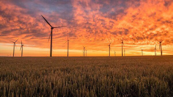 Energía verde, referencial - Sputnik Mundo