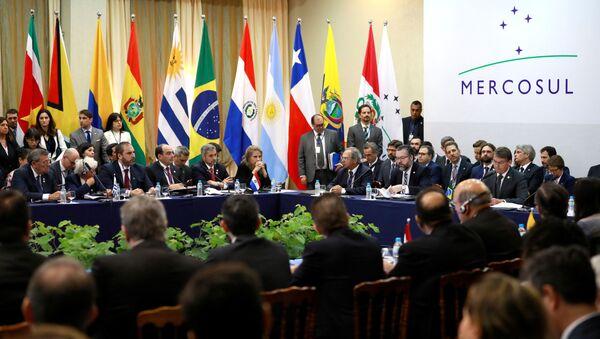 La cumbre de Mercosur en Bento Gonçalves - Sputnik Mundo