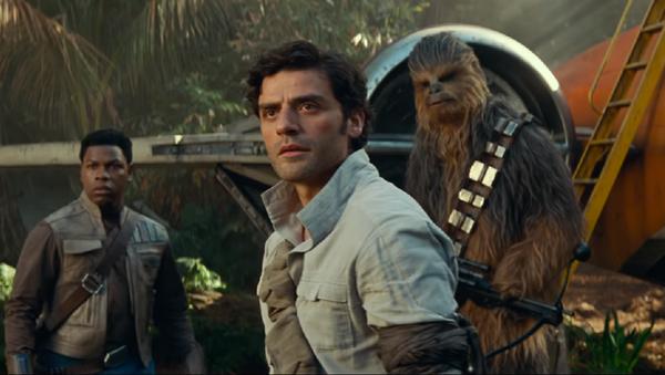 'Star Wars: el ascenso de Skywalker', captura de pantalla - Sputnik Mundo