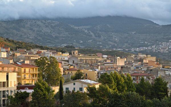 Ciudad de Bivona, Italia - Panorámica - Sputnik Mundo