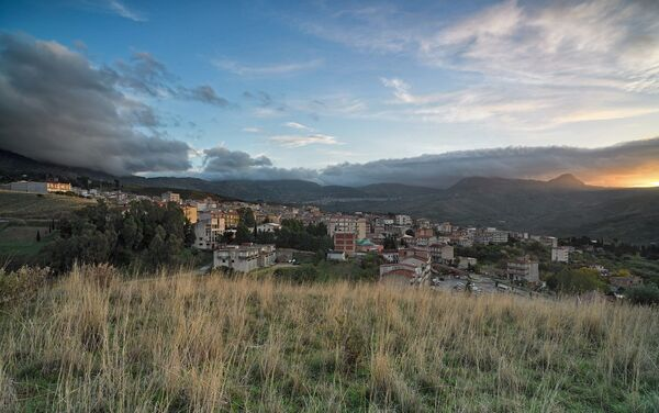 Panorámica de Bivona, en Sicilia - Sputnik Mundo