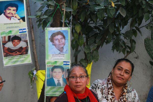 Caravana de Madres Centroamericanas en Busca de sus Migrantes Desaparecidos en México - Sputnik Mundo
