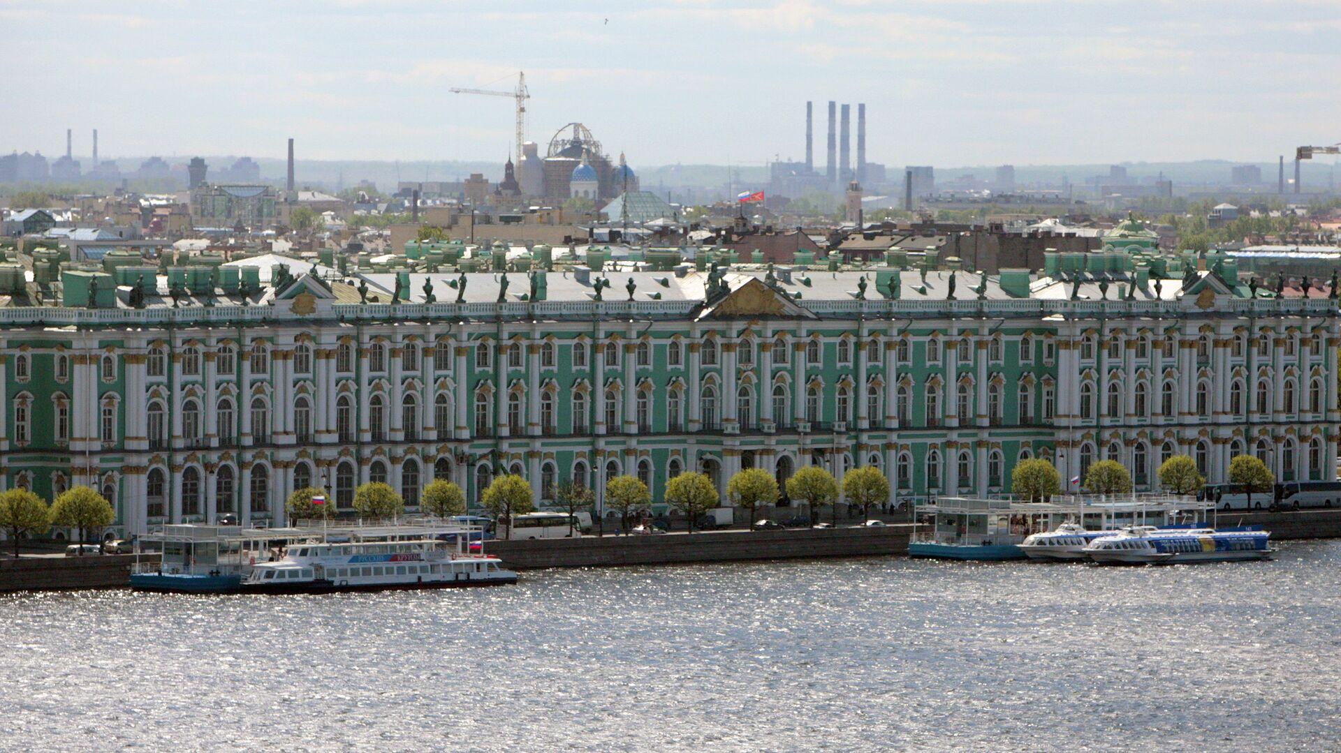Museo Hermitage en San Petersburgo - Sputnik Mundo, 1920, 01.09.2021