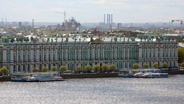 Museo Hermitage en San Petersburgo - Sputnik Mundo