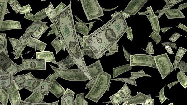 Dólares de EEUU - Sputnik Mundo