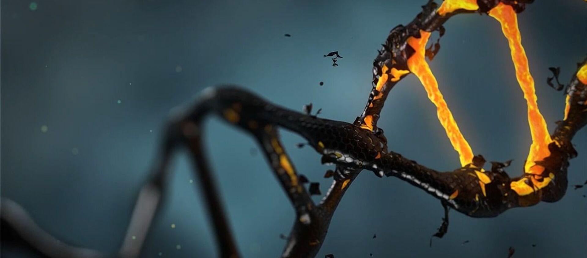 El ADN, imagen referencial - Sputnik Mundo, 1920, 06.08.2020