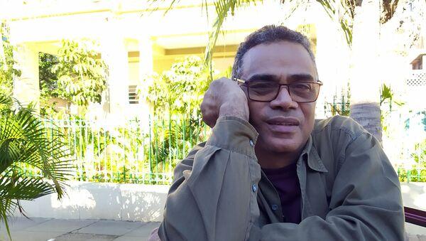 Jorge Luis Sánchez, director cubano - Sputnik Mundo