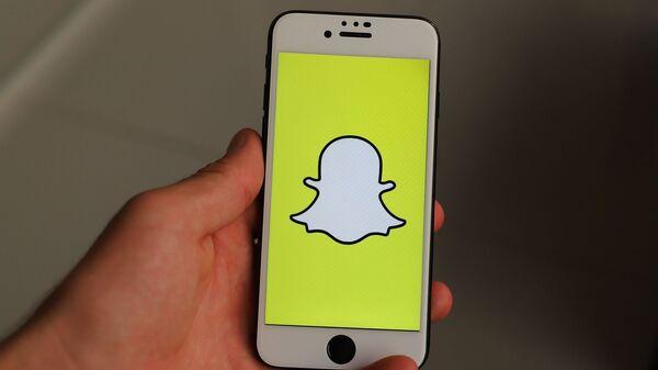 Logo de Snapchat - Sputnik Mundo