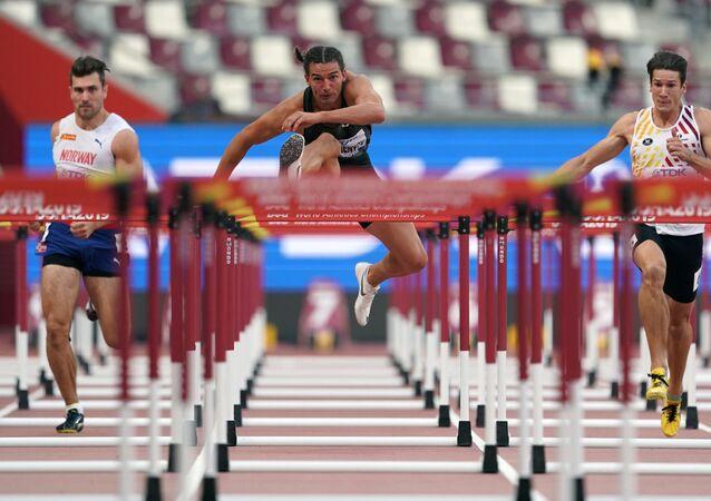 Competición internacional (imagen referencial)