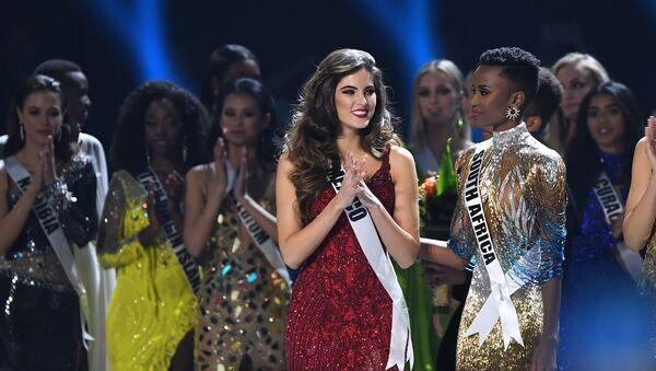 Las finalistas a Miss Universo 2019 - Sputnik Mundo