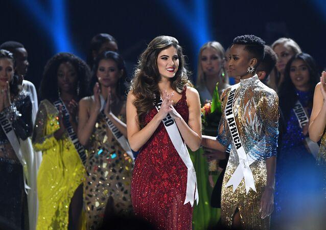 Las finalistas a Miss Universo 2019